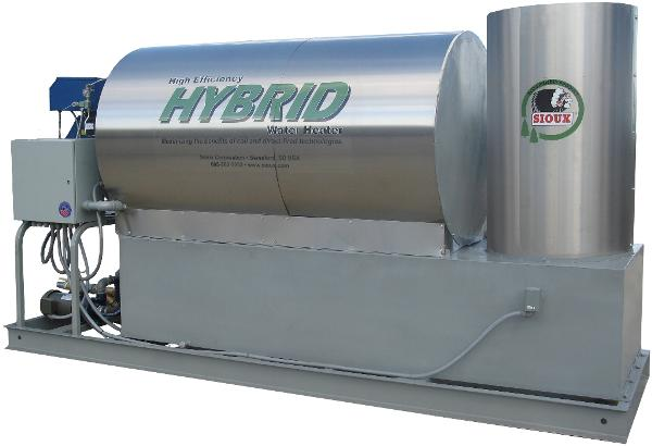 Sioux Hybrid Water Heater
